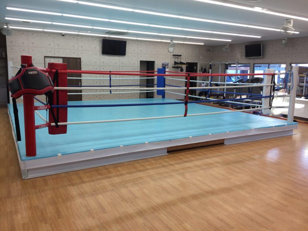 ルーポ・ファイティング・ジムはボクシング指導から<br /> ダイエット&フィットネス指導を行ってます。